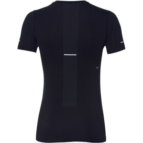 asics Seamless SS Texture Camiseta Running Hombre, performance black